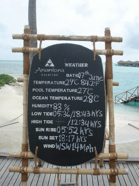 Our island info