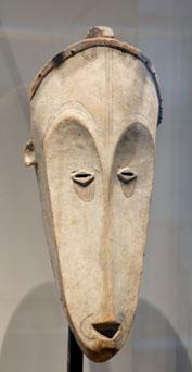 Αφρικάνικη Μάσκα