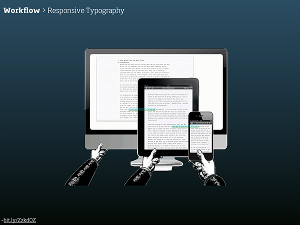 Responsive Web Design Workflow
