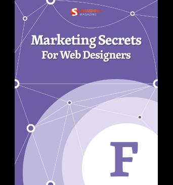 Το βιβλίο Marketing Secrets For Web Designers